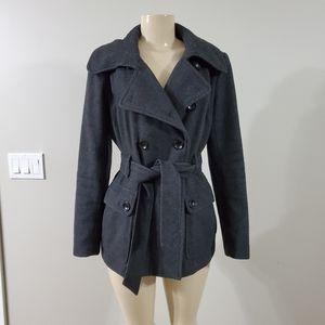 New York and Company | Gray coat size s